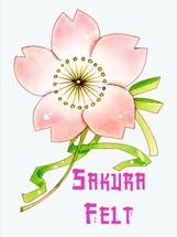 Sakura Flanel Logo